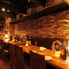個室肉バル ミートガーデン 肉の楽園 秋葉原店の雰囲気1