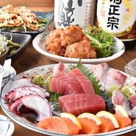茅場町近くで新鮮な魚介と日本酒を楽しむなら