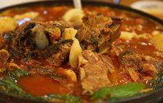 韓国家庭料理 東大門の写真