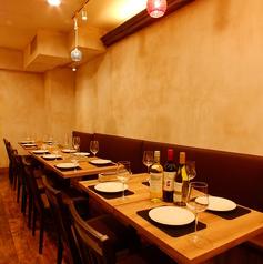 アジアン料理 Asiatique アジアティーク 新橋店の雰囲気1