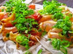翔鳥のおすすめ料理3