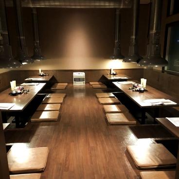 焼肉工房 やきや 仙台松森店の雰囲気1