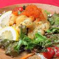 料理メニュー写真おっきなエビのプリプリ海老マヨちゃん