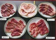 当店の企業母体はお肉の卸や加工を行なっている加工工場