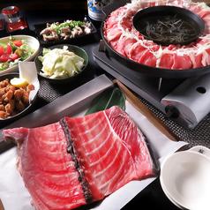 完全個室肉鍋とマグロ とろいちのおすすめ料理1