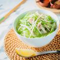 料理メニュー写真鶏肉と水菜のフォー