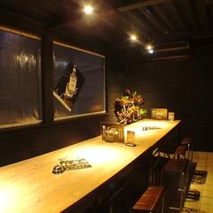 バームーンウォーク bar moon walk 阪急梅田中通り店の雰囲気1