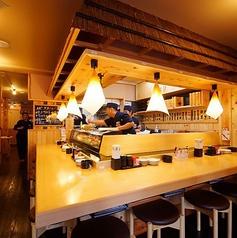 職人が握る寿司を堪能下さい※写真は系列店