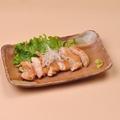 料理メニュー写真麓鶏の激辛網焼き/麓鶏の酒蒸し