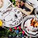 お誕生日や記念日にはホールケーキプレゼント!花火付き