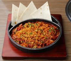 プルダックポックン麺