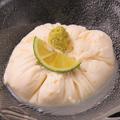 料理メニュー写真手造り 花菜とうふ