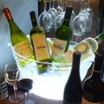 充実のワインバイキング