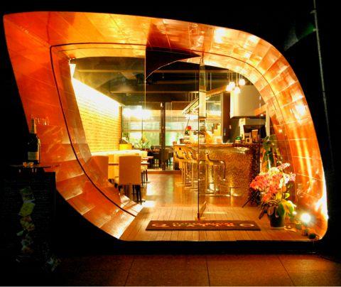 本町駅近くの本格イタリアン!ラグジュアリーな空間で上質なひとときをお楽しみ下さい