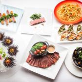 豊富な海の幸と厳選食材を贅沢に使用した美食パーティーコースは合コン、女子会にもおすすすめ!優雅な空間で、美食と歓談の時をご満喫ください。