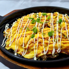 料理メニュー写真讃岐米豚の豚平焼き