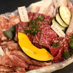 和牛とジンギスカン、焼肉の極意 兆 kizashiのおすすめ料理1