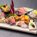 料理メニュー写真【お薦め】海賓亭名物 七種盛り