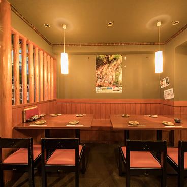 九州厨房 あらごし団の雰囲気1