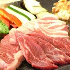 肉菜工房 うしすけ お台場デックス東京ビーチ店の特集写真
