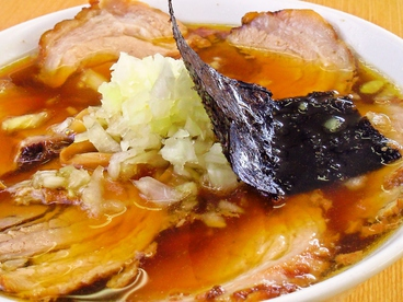 竹岡らーめん 清川店のおすすめ料理1