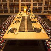 【横浜駅×NEWOPEN】足をのばしてくつろげる、掘りごたつ 掘りごたつ席の貸し切りも可能です 10名様から25名様の大小宴会もぜひ掘りごたつ席で。