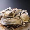 料理メニュー写真広島県産牡蠣炙り(2個)
