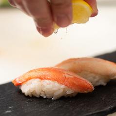 魚粋のコース写真