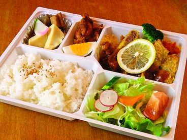菜野のおすすめ料理1