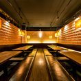 《浜松町・大門駅前》個室席多数完備!100名様以上の団体様も広々空間に♪