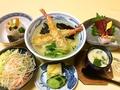 料理メニュー写真天茶漬け定食