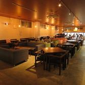 boogaloo cafe ブーガルーカフェ 四条河原町寺町店の雰囲気3