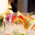 料理メニュー写真彩野菜のスティック