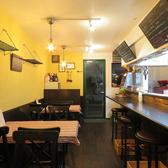 Brasserie Sentir Bon ローストチキンとビール&ワインの雰囲気3