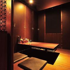 様々な大きさの個室をご用意しております!