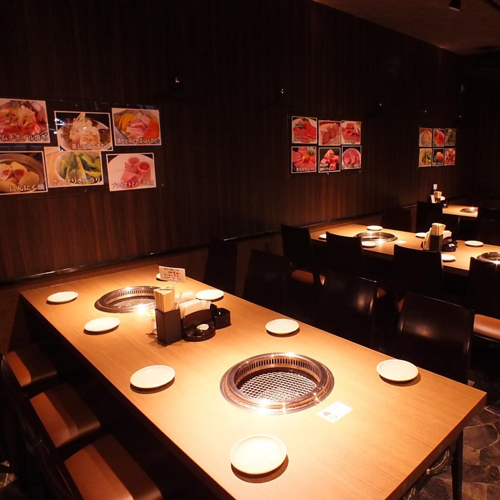 焼肉 食べ放題 一気 名古屋駅西店 (イッキ ナゴヤエキニシテン)|店舗イメージ7