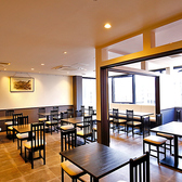 貸切は最大40名様まで可能。2次会や歓送迎会・忘新年会などの会社宴会等大人数でのご予約も可能です。開放感あふれる店内でお食事をお楽しみ下さい♪
