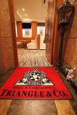 TRIANGLE&CO. トライアングル&コーの写真
