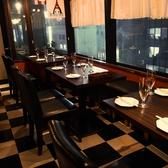 4名様~14名様でご利用OKのテーブル個室をご用意★人気なお席なので、予約はお早めに★