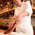 【目利きだけでなく、確かな職人技】旨い魚の素材の味を最大限引き出すのも自慢です♪ぜひ一度ご来店ください!!