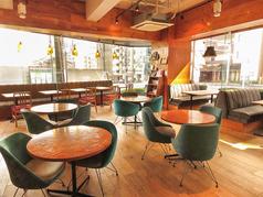 WORLD NEIGHBORS CAFE ワールドネイバーズカフェ 護国寺の雰囲気1