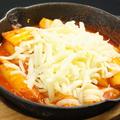 料理メニュー写真トッポギチーズ