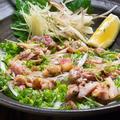 料理メニュー写真宮崎地鶏の炙り