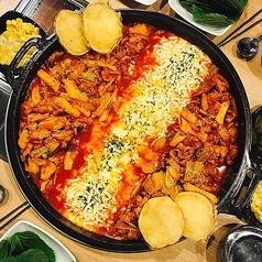 チーズタッカルビ agito アジトのおすすめ料理1