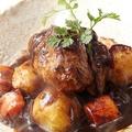 料理メニュー写真肉塊の赤ワイン焼き (1~2人前/3~4人前)