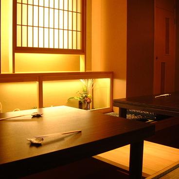 さかな料理と寿司 侍の雰囲気1