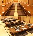 地域最大級の100名座敷宴会場です♪大人数での宴会幹事を任されたら当店へ!