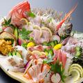 料理メニュー写真市場直送海鮮 盛り合わせ