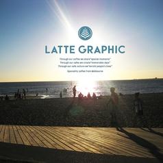 ラテグラフィック LATTE GRAPHIC 自由が丘店の写真