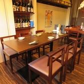 ゴリラ食堂 五橋の雰囲気2